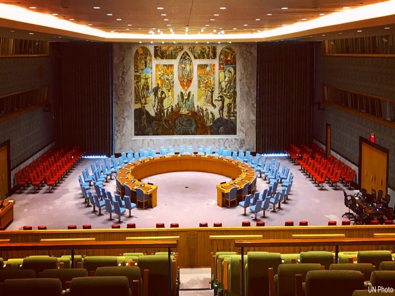 India assumes presidency of UNSC for month of Aug