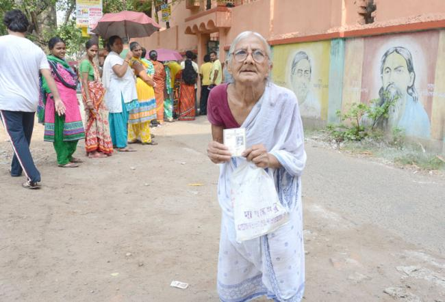West Bengal: Polling begins for sixth phase