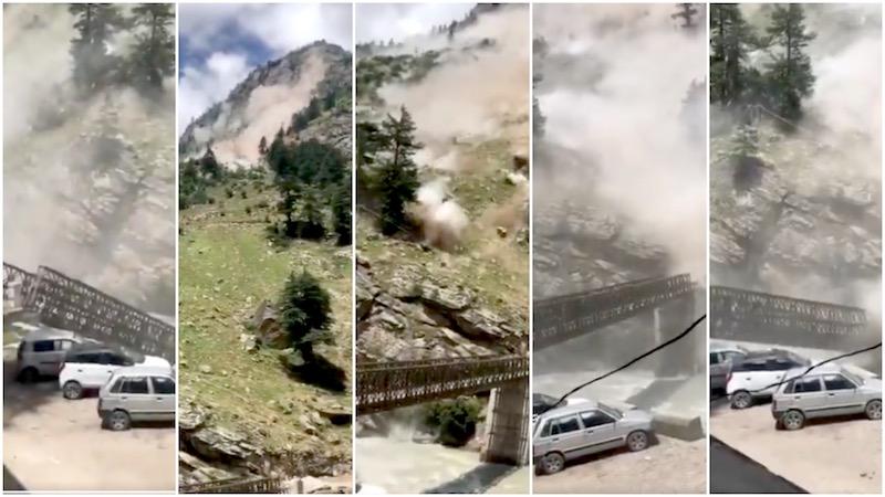 Himachal Pradesh: Multiple landslides hit Kinnaur, 9 die