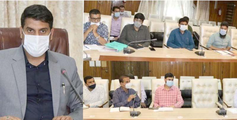 Jammu and Kashmir: DDC Srinagar reviews progress of Ring Road Project