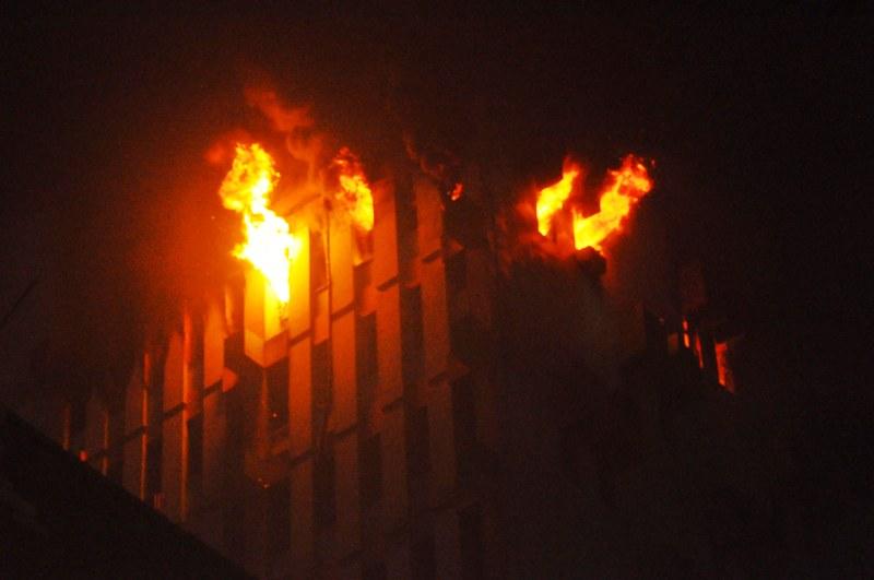 Kolkata: At least 7, including firefighters, cops, die in Eastern Railway office-building fire