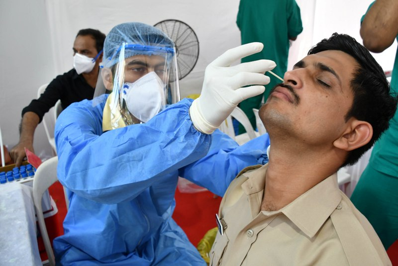 India fights Coronavirus: Union govt asks state to take appropriate measures to curb Covid-19