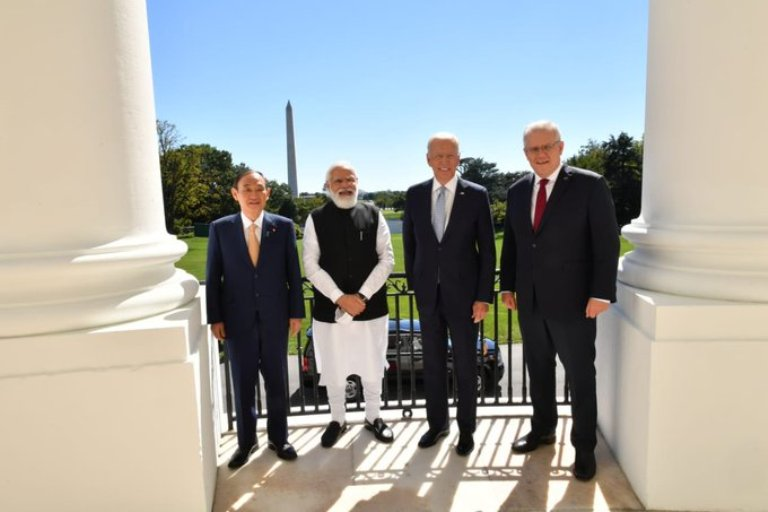 Confident that our Quad participation will establish peace globally: PM Modi at summit's opening remarks