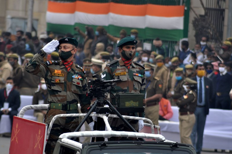 Indian Army personnel to participate in Exercise Shantir Ogroshena in Bangladesh