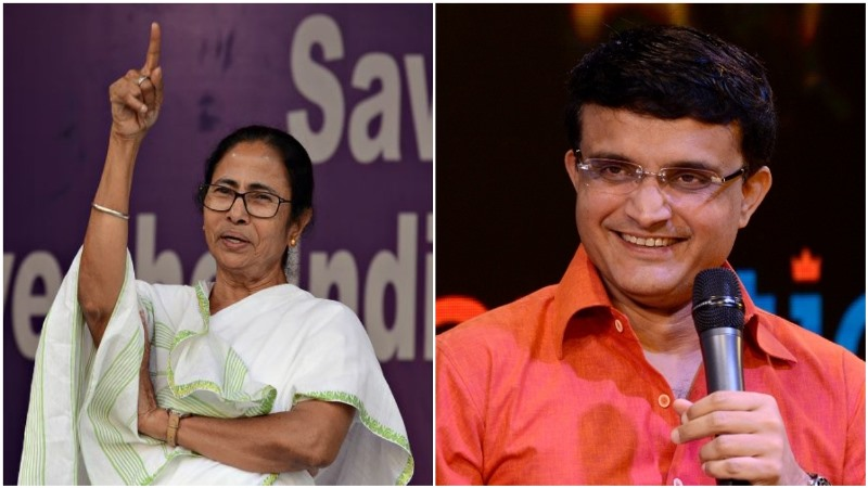 Sourav Ganguly, Buddhadeb Bhattacharjee, Dilip Ghosh invited to Mamata's swearing-in tomorrow