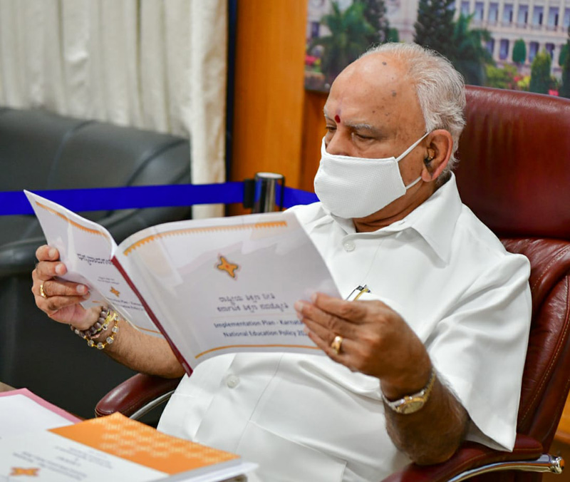 I will continue to be Karnataka CM for another 2 years: BS Yediyurappa