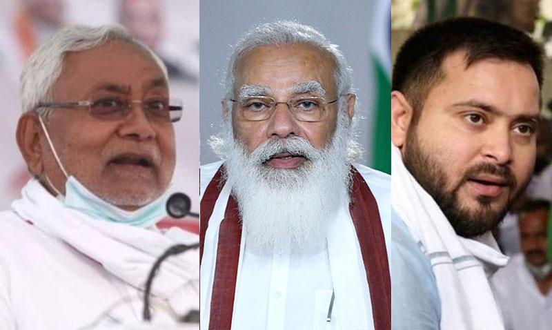 Nitish, Tejaswi to meet PM Modi in Delhi over common demand