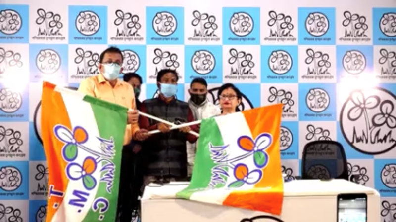 Bengal: AIMIM state president Sk. Abdul Kalam joins Trinamool Congress