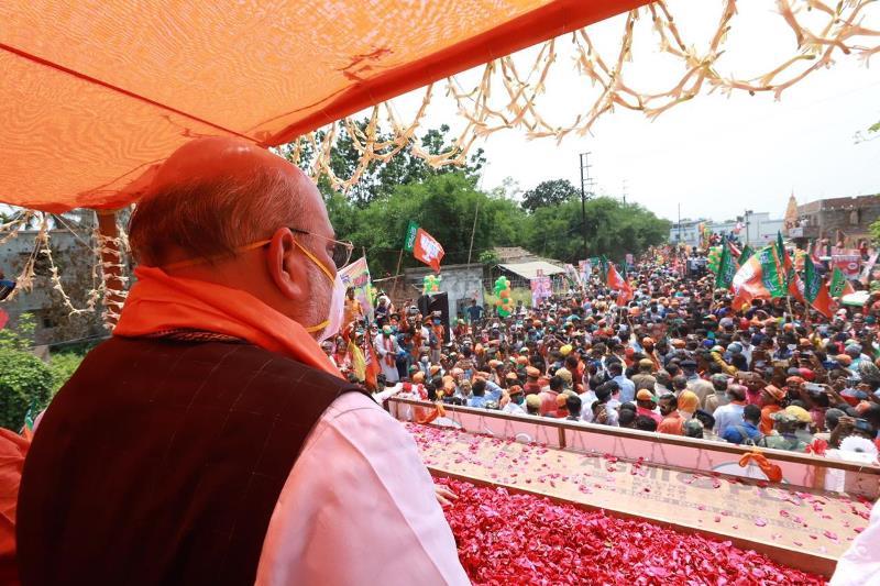 Bengal Polls 2021: BJP cancels big rallies, roadshows amid Covid-19 spread