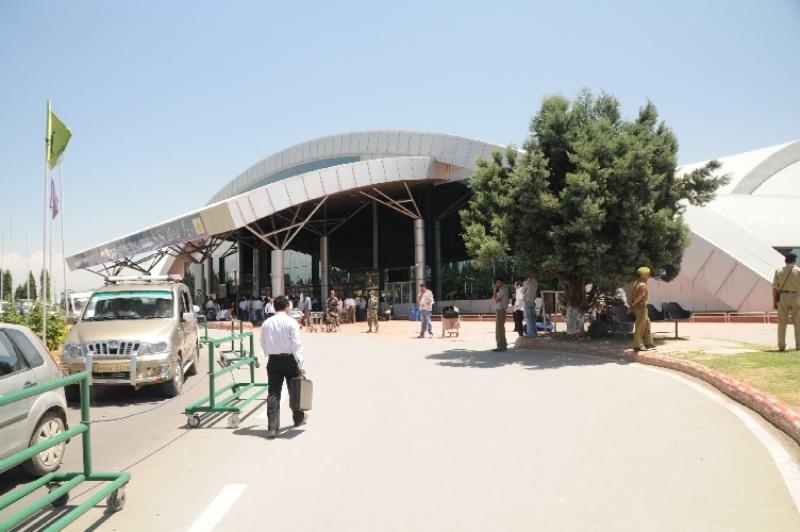 Jammu and Kashmir: IGP visits Srinagar airport, reviews security cordon