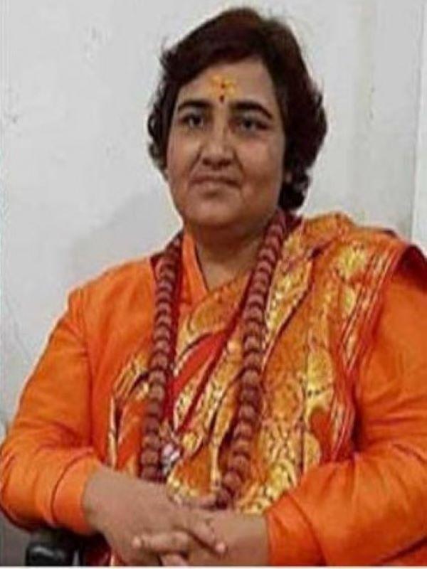 BJP MP Saadhvi Pragya admitted to Kokilaben Hospital for breathing issues