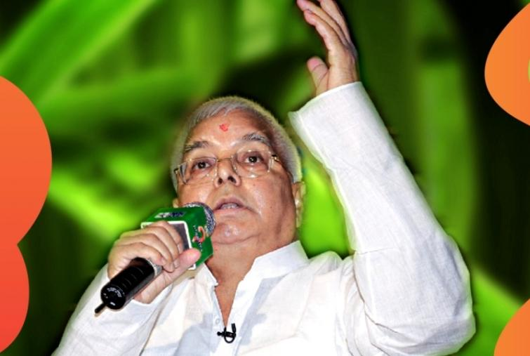 Former Bihar CM Lalu Yadav admitted to Delhi's AIIMS