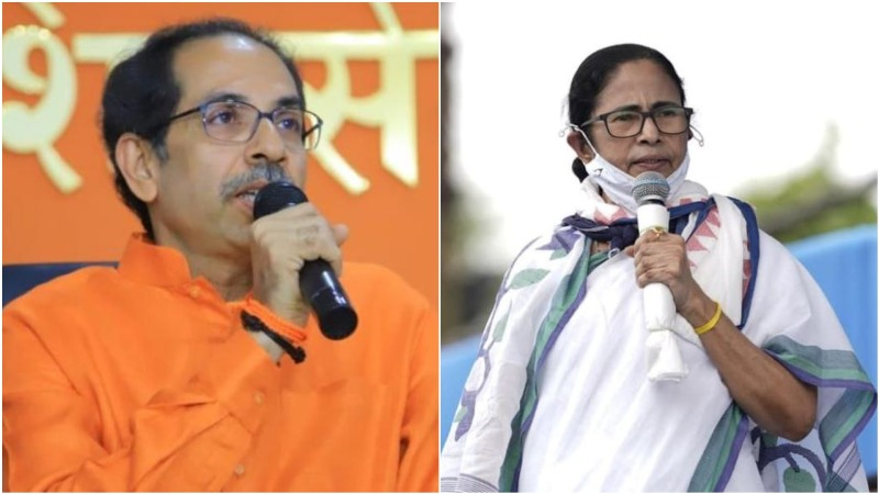 Shiv Sena to not contest Bengal polls, extends support to Mamata Banerjee's TMC