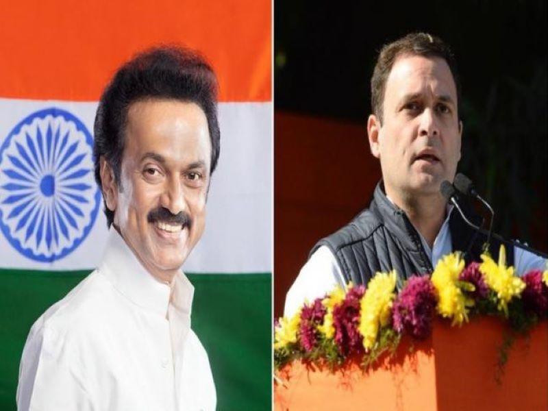 Tamil Nadu Assembly Polls: DMK allots 25 seats to Congress, 16 less than 2016