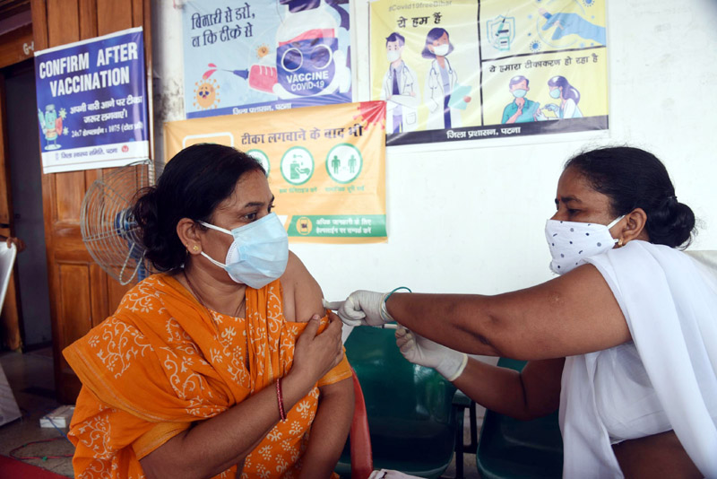 India records 39,097 new COVID-19 cases in past 24 hours