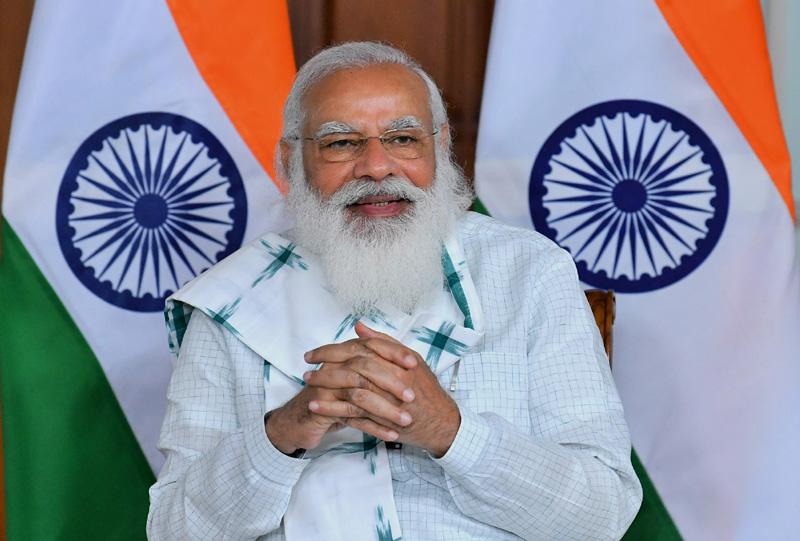 International Women's Day: PM Narendra Modi salutes indomitable Nari Shakti