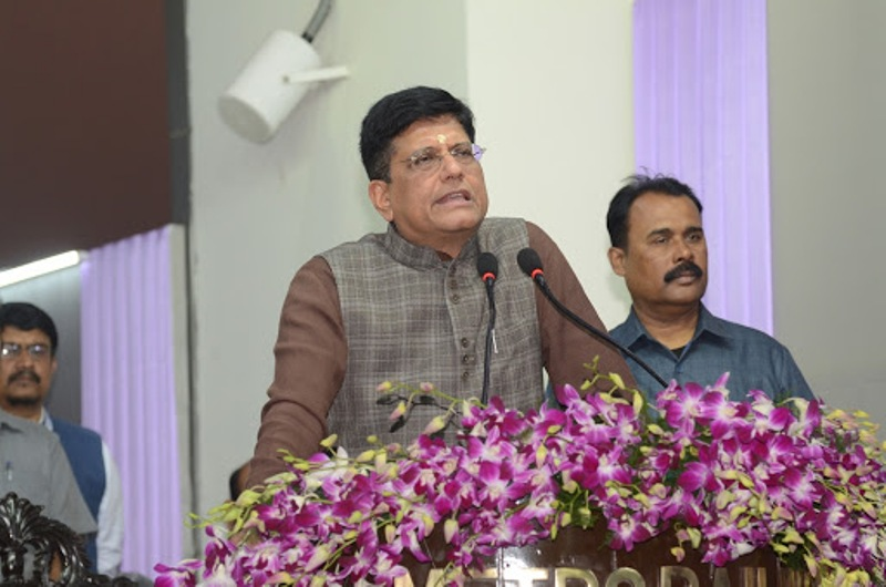 Piyush Goyal says Maharashtra has so far received the highest quantity of Oxygen in India
