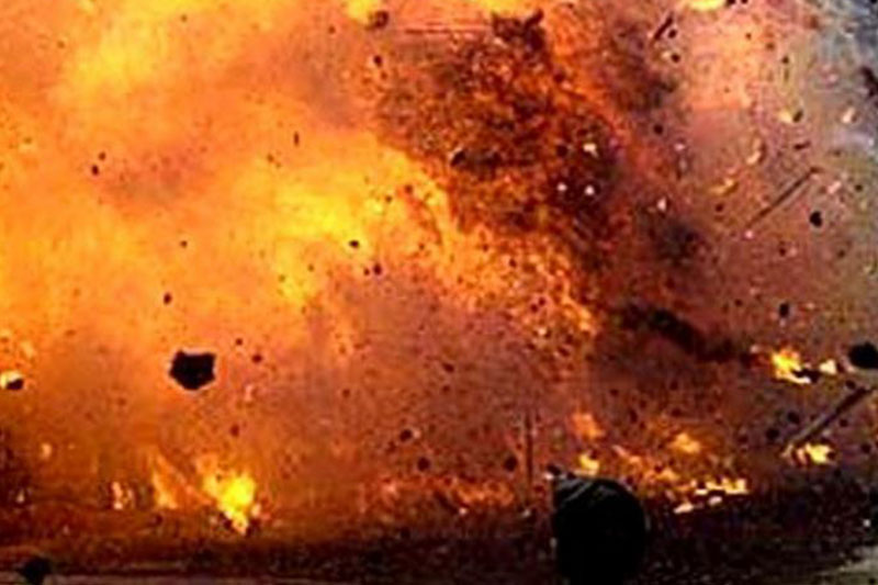 Two injured in IED blast in Meghalaya's Shillong