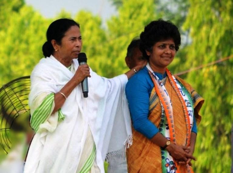 TMC's Arpita Ghosh resigns as Rajya Sabha MP