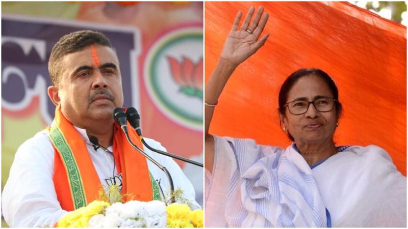 Suvendhu Adhikari wins Nandigram by 1736 votes, Mamata accepts verdict but might challenge counting process