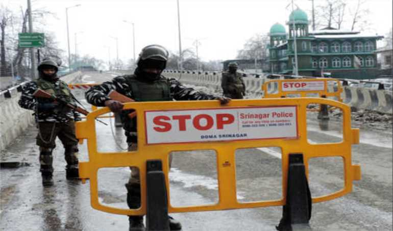 Sharpshooters, drones deployed in Srinagar ahead of Republic Day