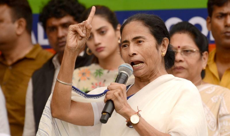 Exit polls predict return of Mamata in Bengal, BJP to emerge as major force