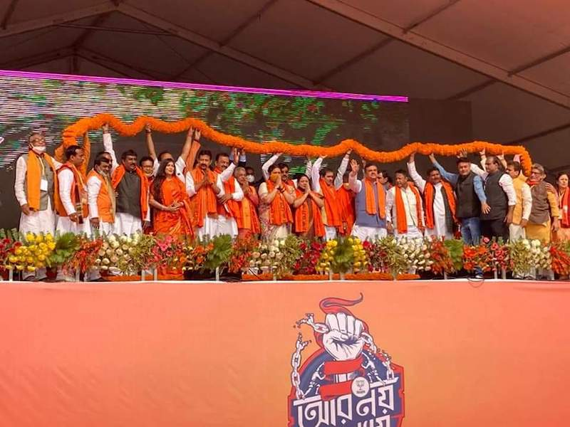 Will implement Ayushman Bharat in Bengal, assures Amit Shah as BJP vows to make Mamata supporter-less by Feb-end