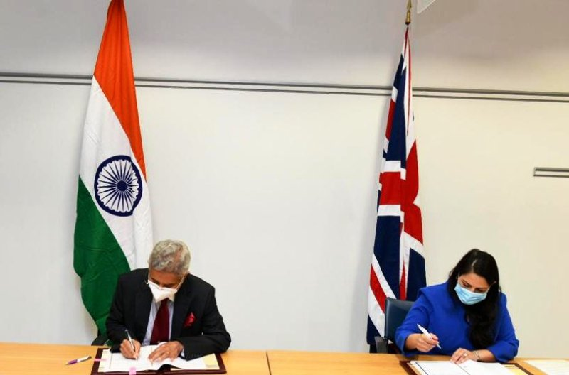 UK, India agree on partnership to boost work visas for Indian nationals, enhance migration cooperation