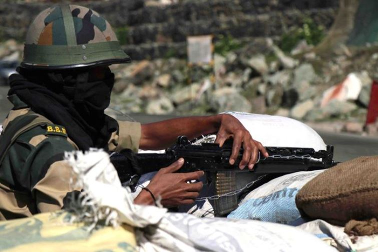 Jammu and Kashmir: BSF nabs Pakistani intruder on IB in Jammu's RS Pura