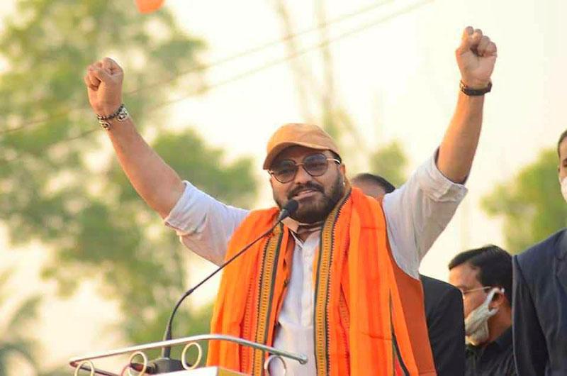 Alvida: BJP MP, former Union Minister Babul Supriyo hints at quitting politics in his latest Facebook post