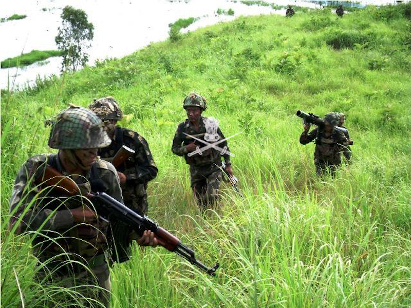 Armed insurgency in India's Assam may end soon