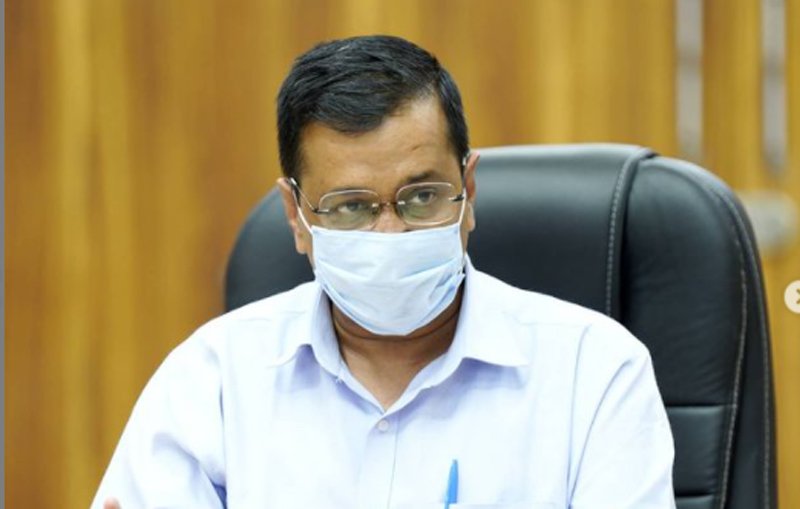 Delhi CM Arvind Kejriwal announces free education for childrenwho are orphaned by COVID-19