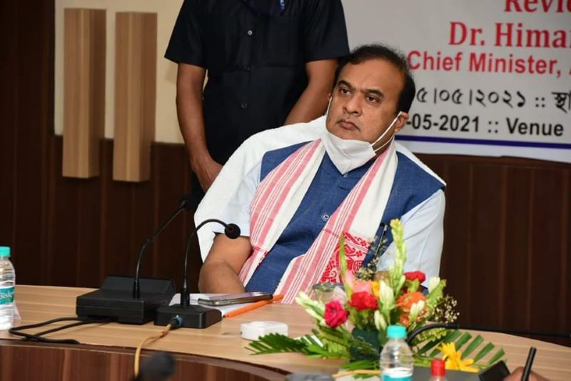 Inter-district movement in Assam will suspend for 15 days from May 21