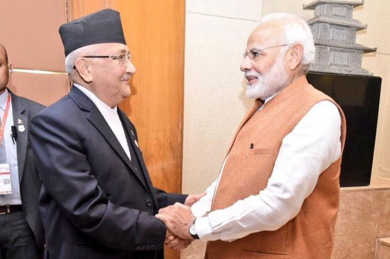Political developments in Nepal are the country's internal matters: India