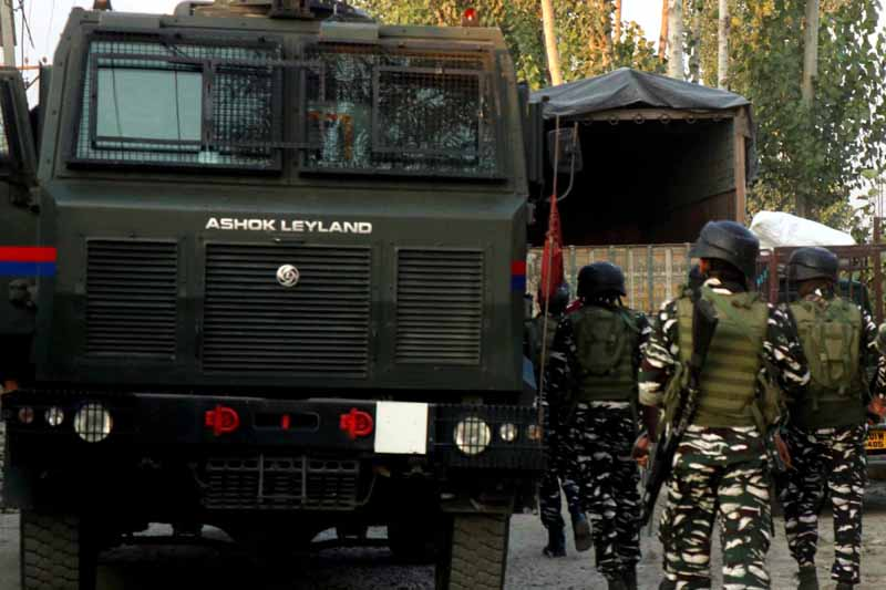 Jammu and Kashmir: Militant involved in injuring civilian killed in encounter by SF in Shopian