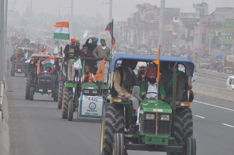 'Matter of law and order': Supreme Court on farmers' tractor rally on Republic Day