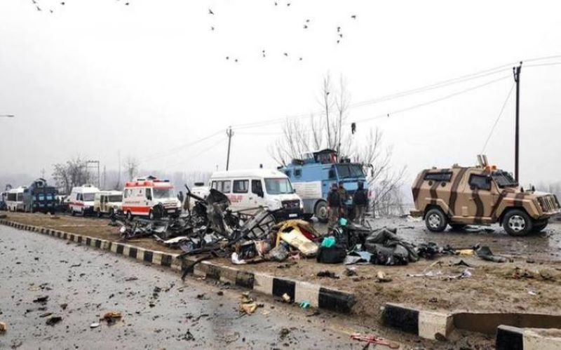 Jammu Kashmir: Two terrorists chargesheeted in Pulwama attack killed in encounter