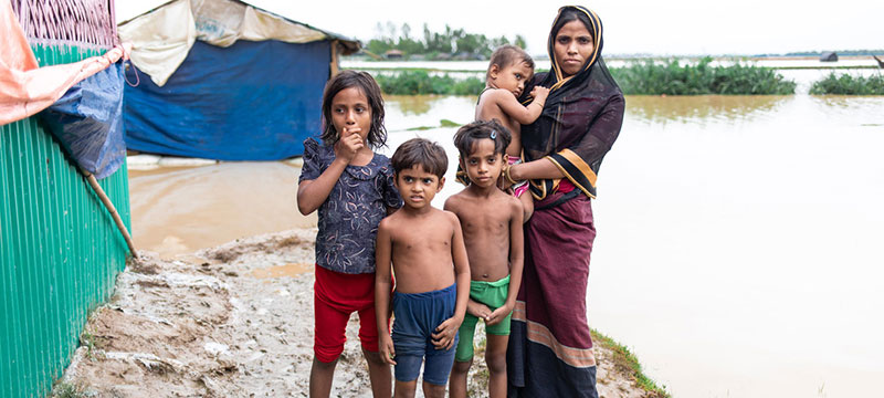 India and the international community must support Bangladesh in finding homes for Rohingya refugees