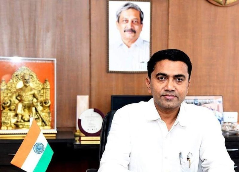 Goa Congress files FIR against CM Pramod Sawant, Health Minister Vishwajit Rane over Covid deaths