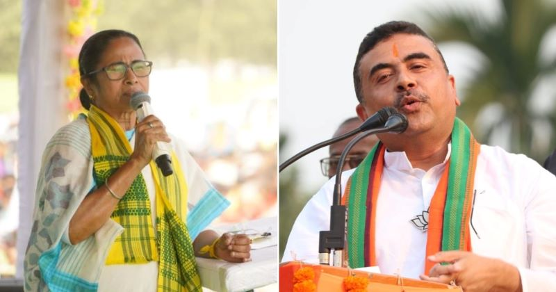 Mamata Banerjee wins Nandigram