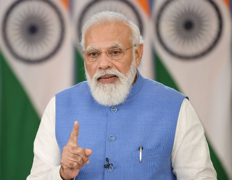 International travel be made easier through mutual recognition of vaccine certificates: PM Modi