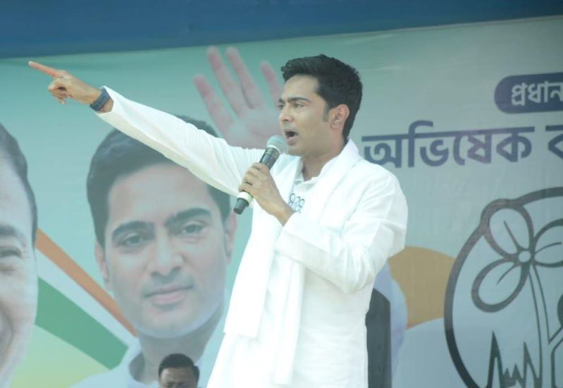 Abhishek Banerjee in Tripura today in outreach campaign amid TMC-BJP conflict