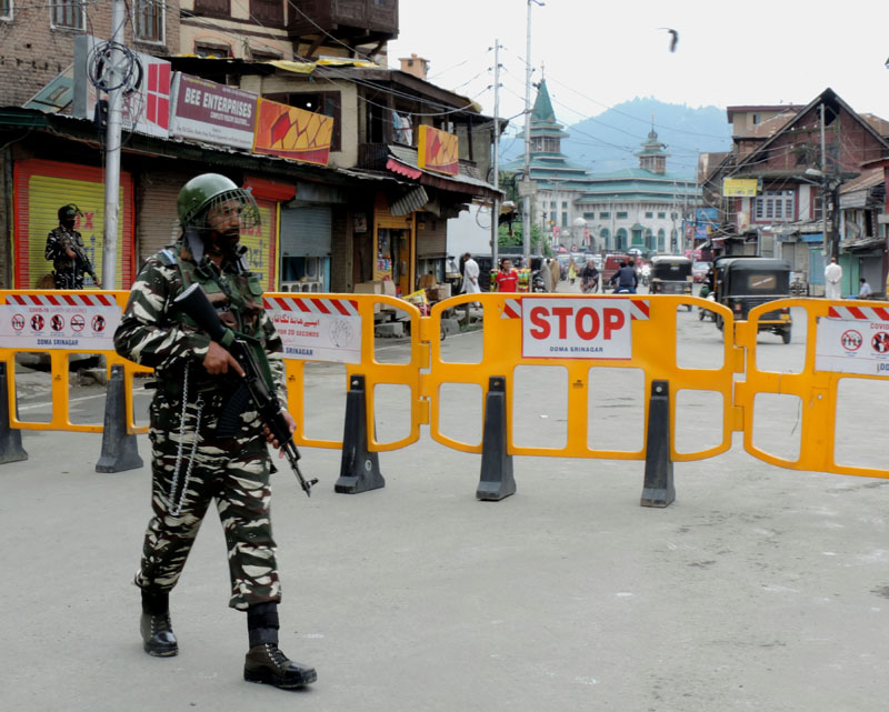 Jammu and Kashmir: Pakistan LeT commander among three militants killed in Pulwama encounter