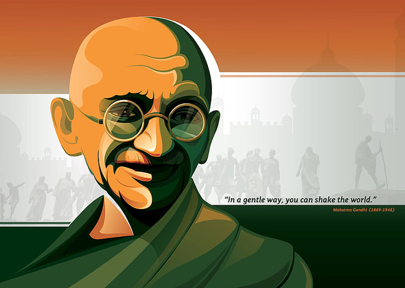 Gandhiji was a human who learnt from failures and mistakes, says great grandson on martyrdom day