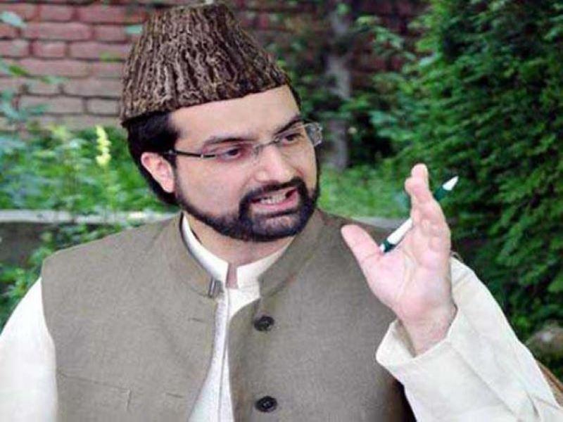 Muttaheda Majlis-e-Ulma demands release of Mirwiaz before Holy Ramadhan