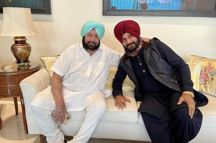 Sidhu is a 'friend of Pakistan', will oppose if he is appointed CM: Amarinder Singh