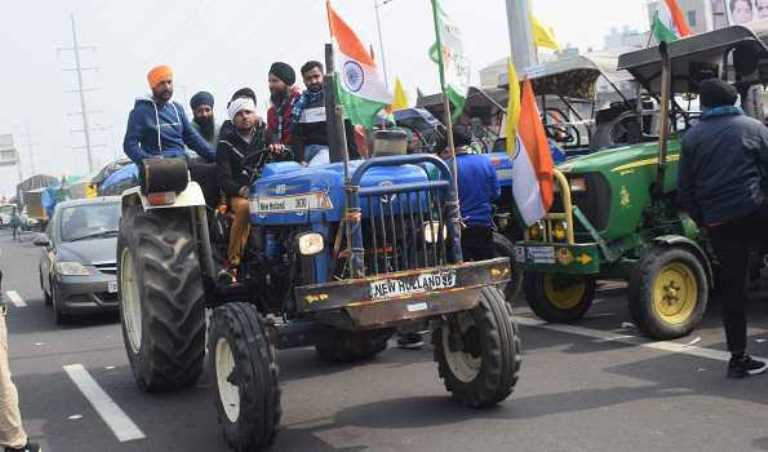 Security stepped up across Delhi ahead of R-Day, all eyes on farmers tractor rally