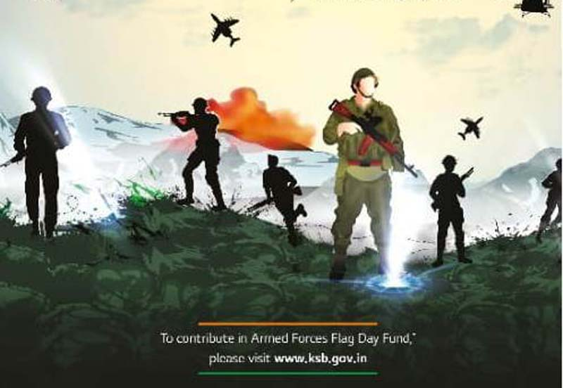Ahead of Republic Day, LG donates Rs 1 crore to Armed Forces Flag Day Fund