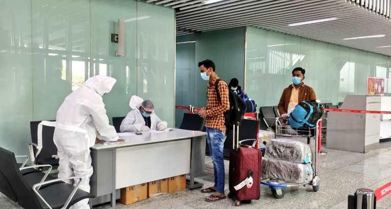 COVID-19: West Bengal makes RT-PCR test mandatory for air passengers arriving from Maharashtra, Kerala, Karnataka, Telangana