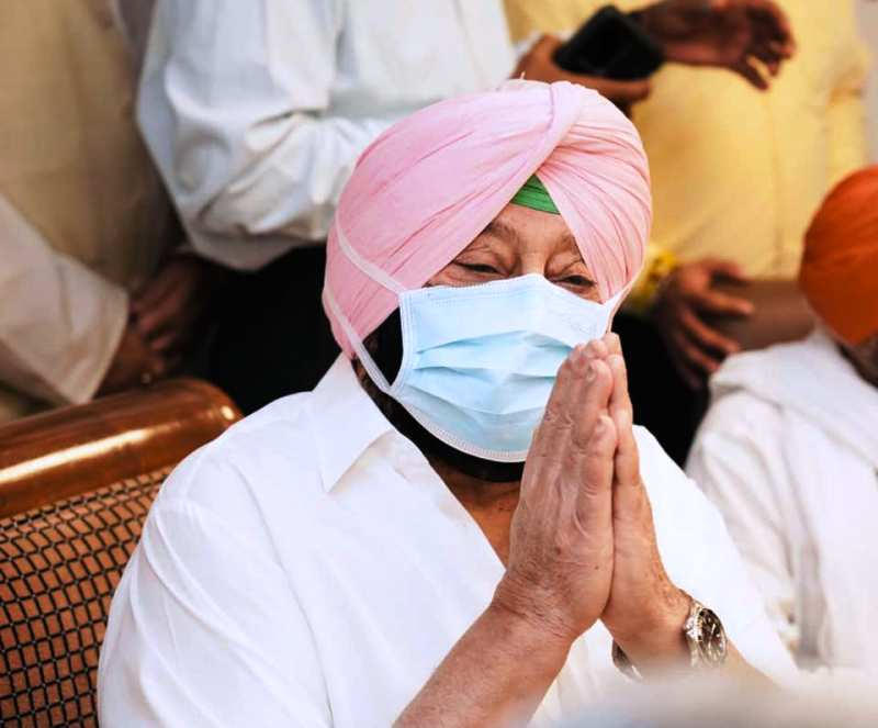 Punjab CM sanctions Rs 380 cr to tackle possible third wave of Covid-19